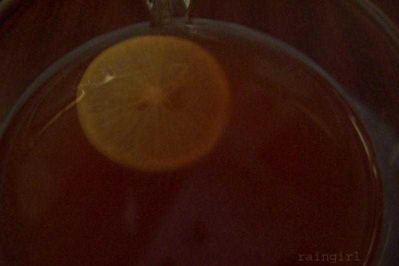 Lemon & Tea - I