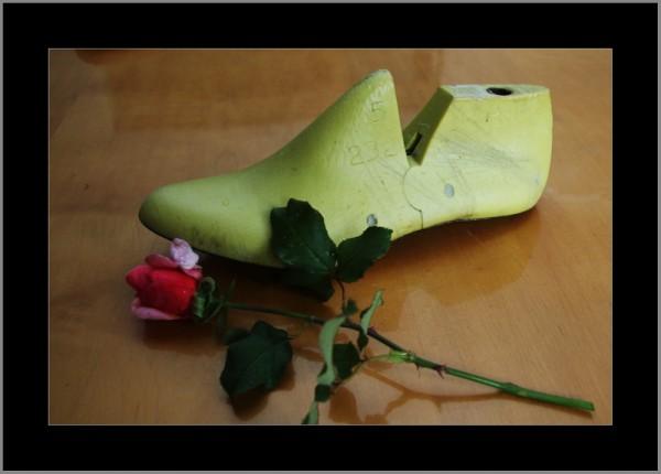 last shoe rose memory