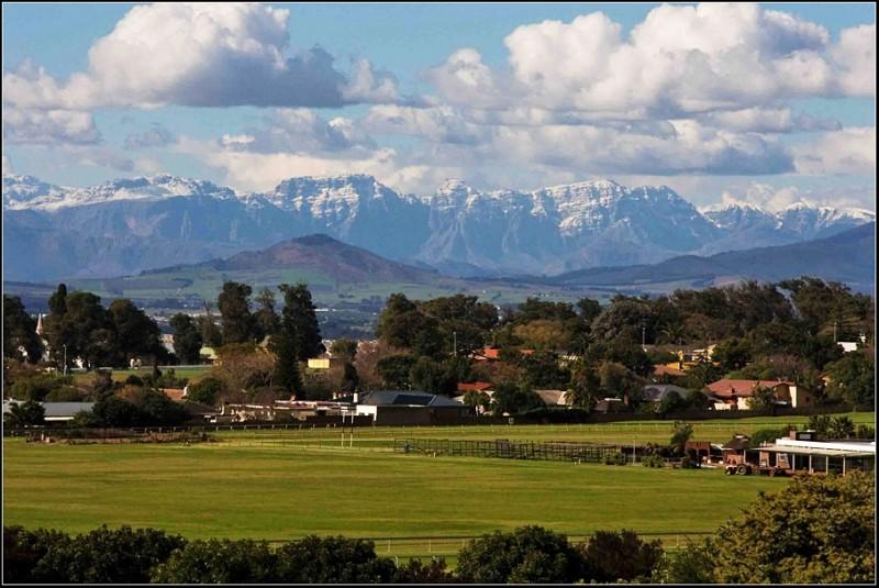 Winter in Cape Town 1