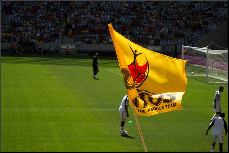 CT Soccer Stadium vi - Flying the flag