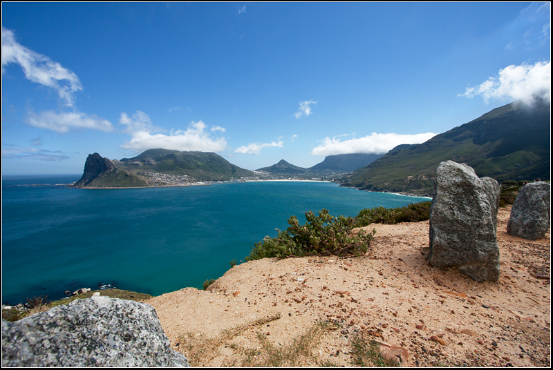 Hout Bay, from Chapman