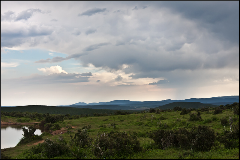 Addo Elephant Park - just one view