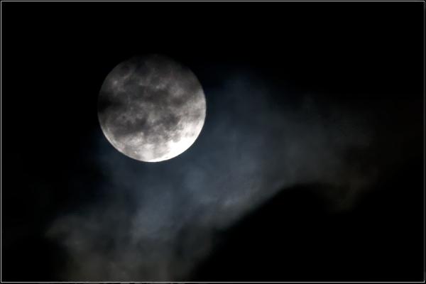 Blue Moon August 2012