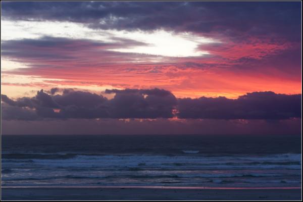 The last sunset...