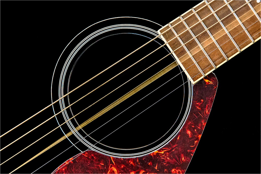 Vibrating G-string
