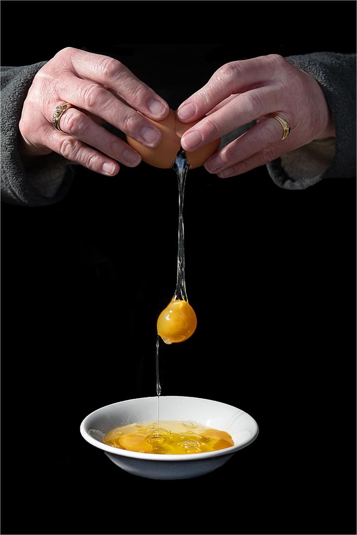 Eggs-posed