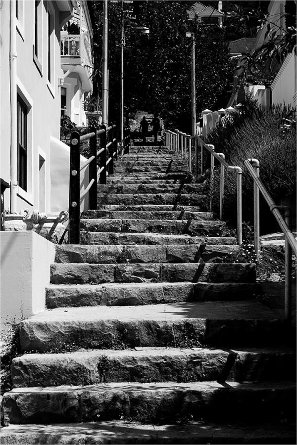 The long climb