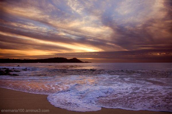 Carmel River Beach, California
