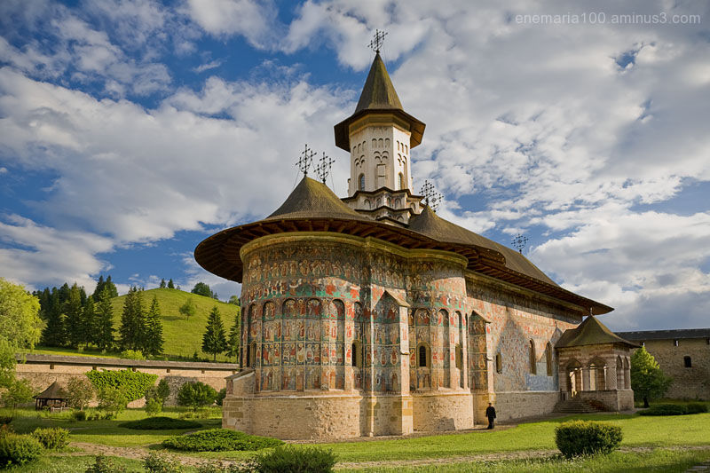 Sucevita Monastery, Suceava, Romania