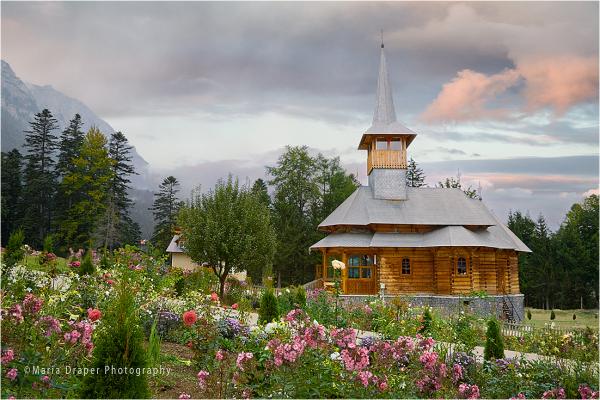 Caraiman Monastery, Busteni, Romania
