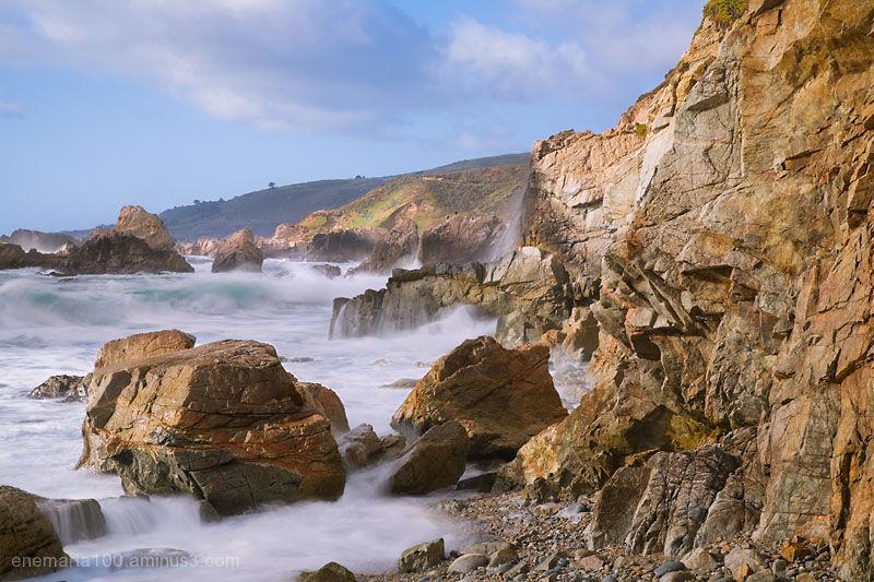 Garrapata State Beach, Big Sur, California