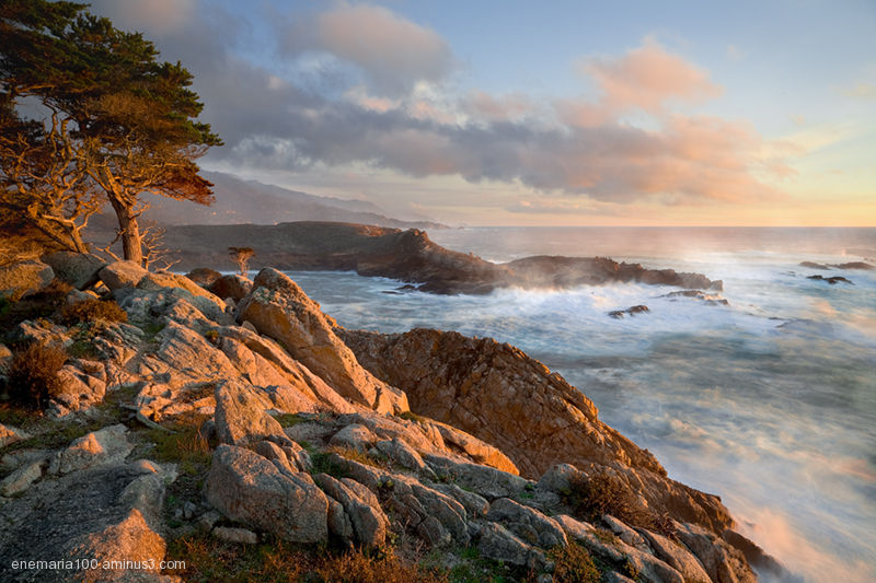 Headland Cove, Point Lobos, Carmel, California