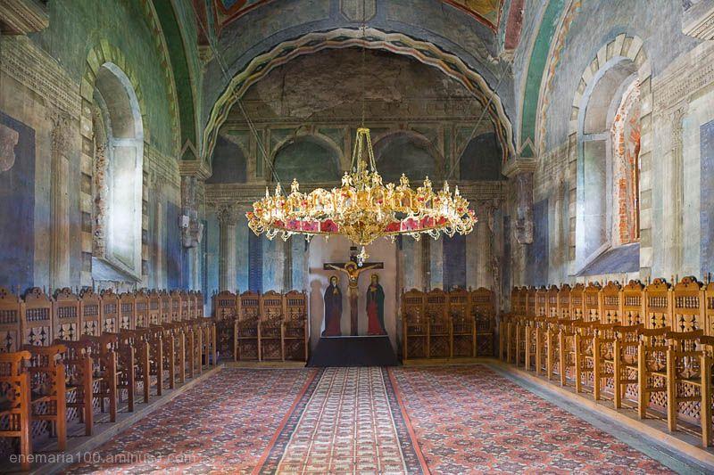 Rasca Monastery, Suceava, Romania