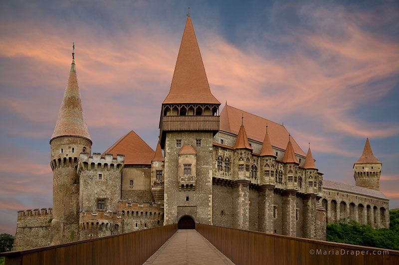 Corvins (Hunyadi) Castle, Hunedoara, Romania