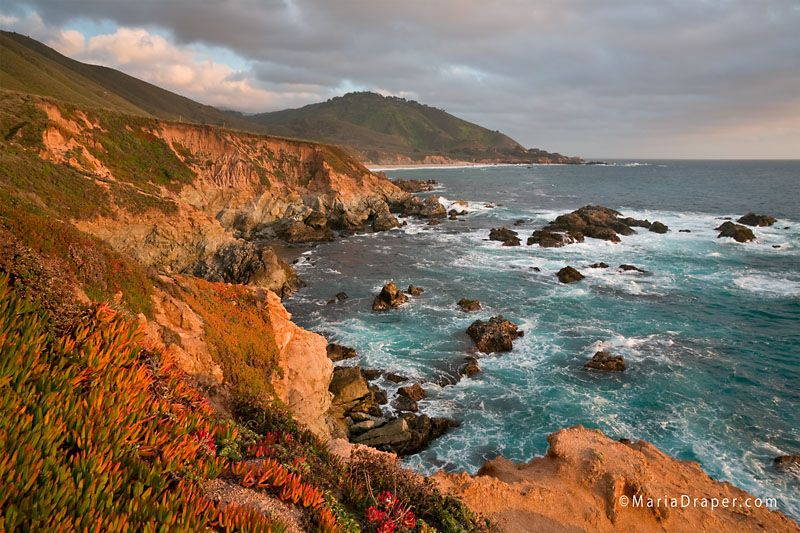 Garrapata State Beach, Big Sur, California