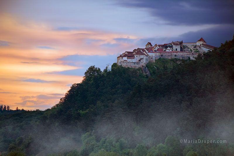 Rasnov Fortress, Brasov, Romania
