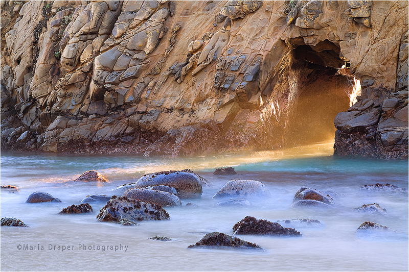 Pfeiffer Arch Portal, Big Sur, California