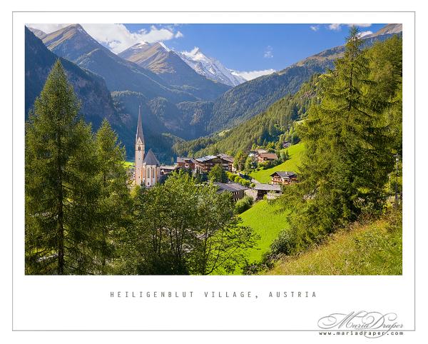 Heiligenblut Village, Austria