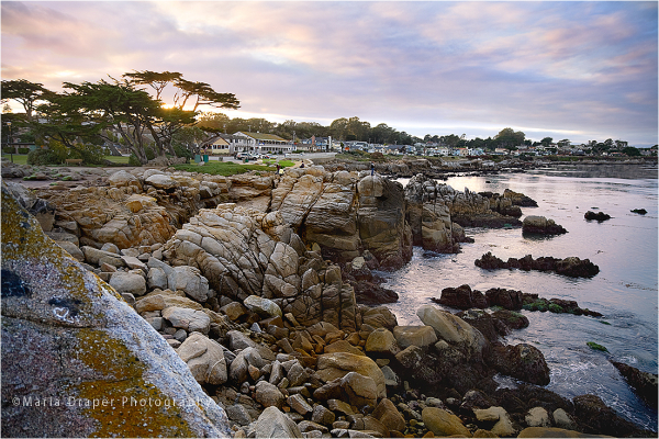Monterey Peninsula, California