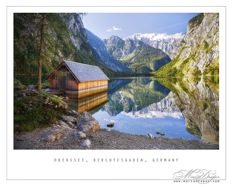 Oberssee, Berchtesgaden, Germany