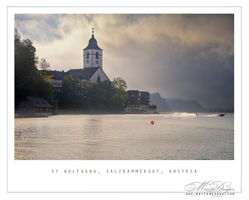 St. Wolfgang, Salzkammergut, Austria