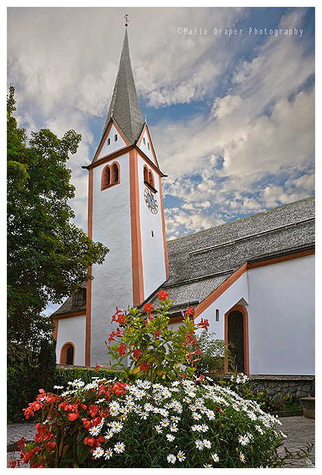 St. Oswald Church, Alpach, Austria
