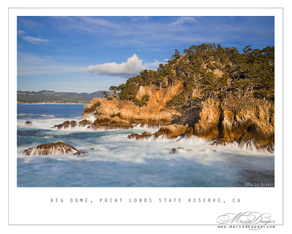 Big Dome, Point Lobos State Reserve, California