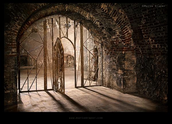 Corvin Castle, Hunedoara, Romania - The Jailhouse