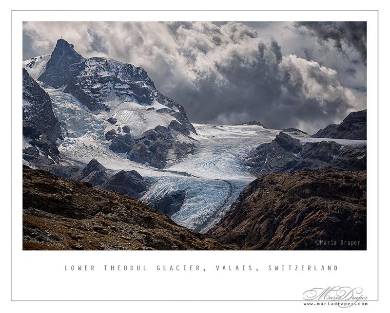 Theodul Glacier, Gornergrat, Valais, Switzerland