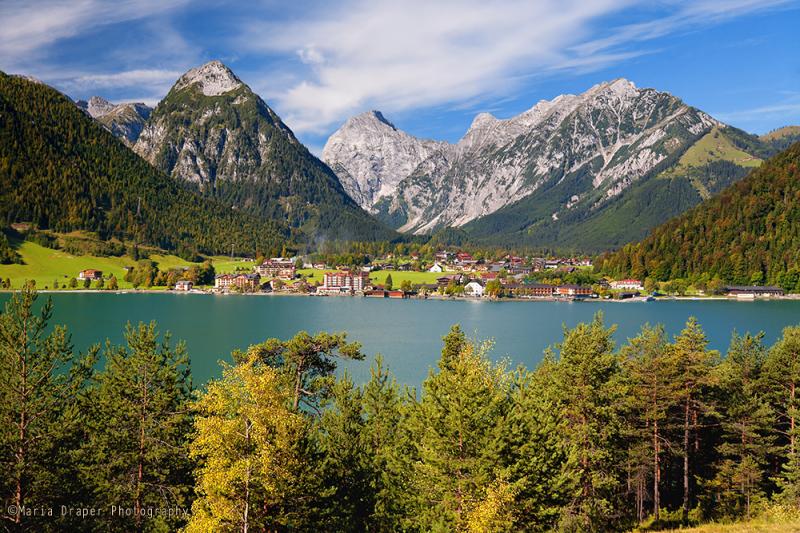 Pertisau Am Achensee, Austria