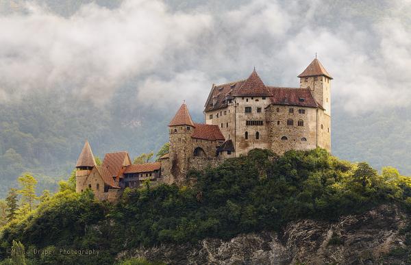 Gutenberg Castle, Balzers, Liechtenstein