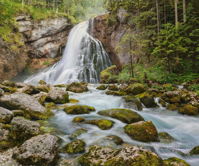 Gollinger Waterfall, Austria