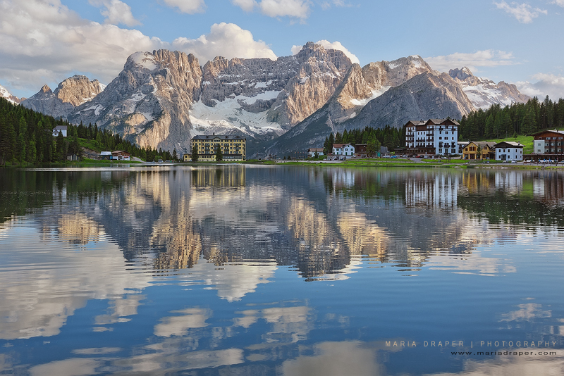 Lake Misurina, Belluno, Italy