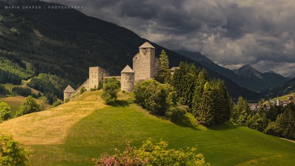 Heinfels Castle, Austria