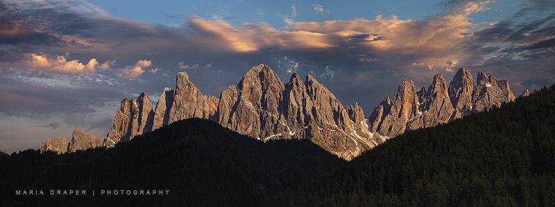 Dolomites, Val di Funes, Italy