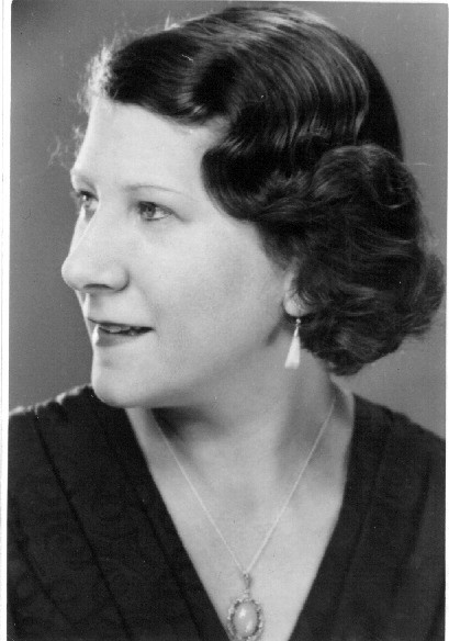 Baroness Lia von Nadherny, 1941