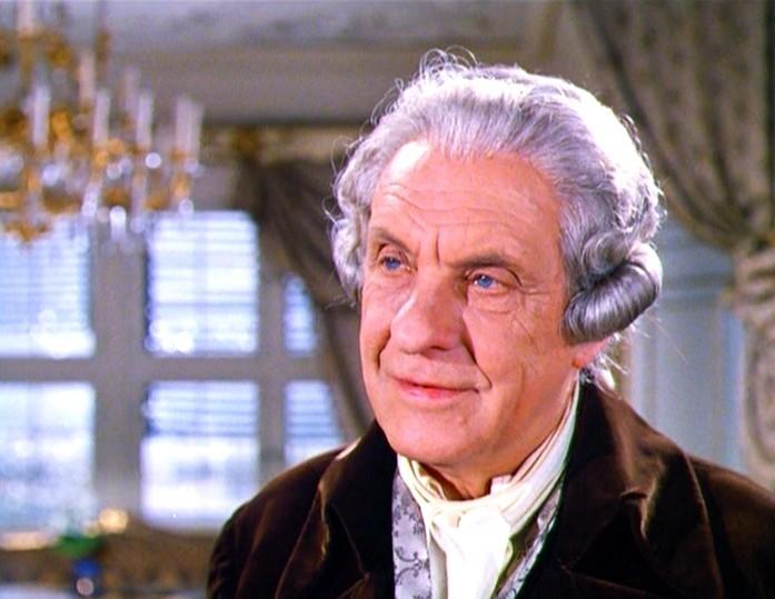 Baron Ernst von Nadherny, as Haydn