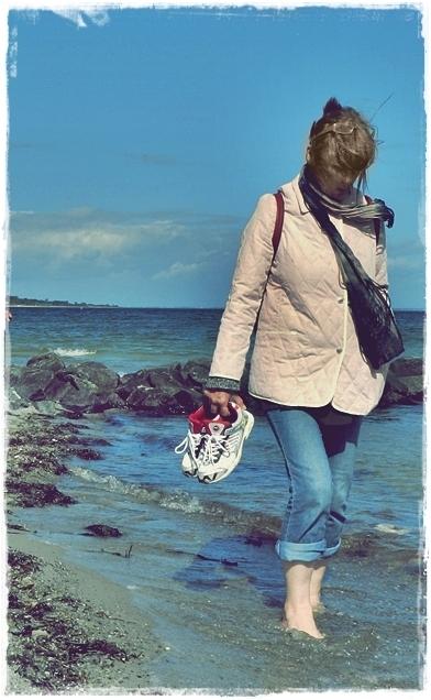 at the beach II