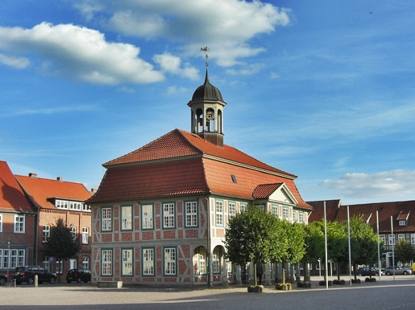 baroque town hall