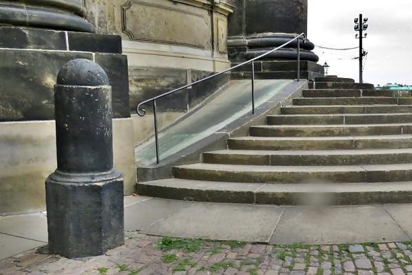 stone stairs I