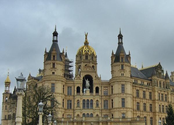 Schwerin Palace