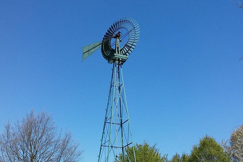 blue westernmill