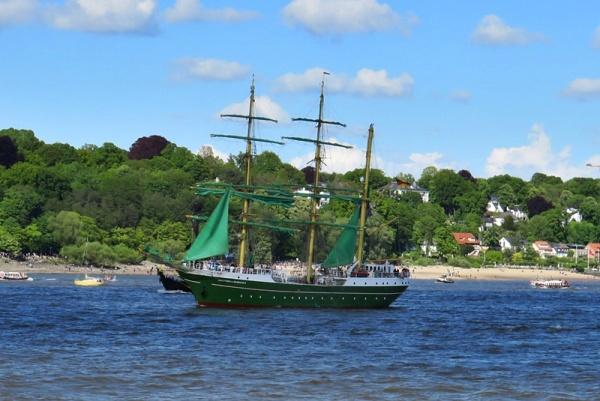 maritime parade II