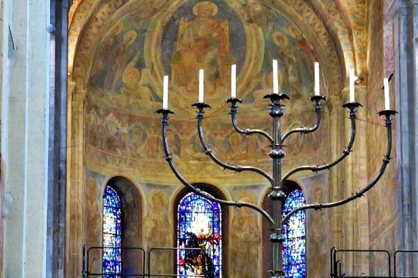 large candelabra