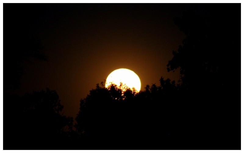 salstice moon rising