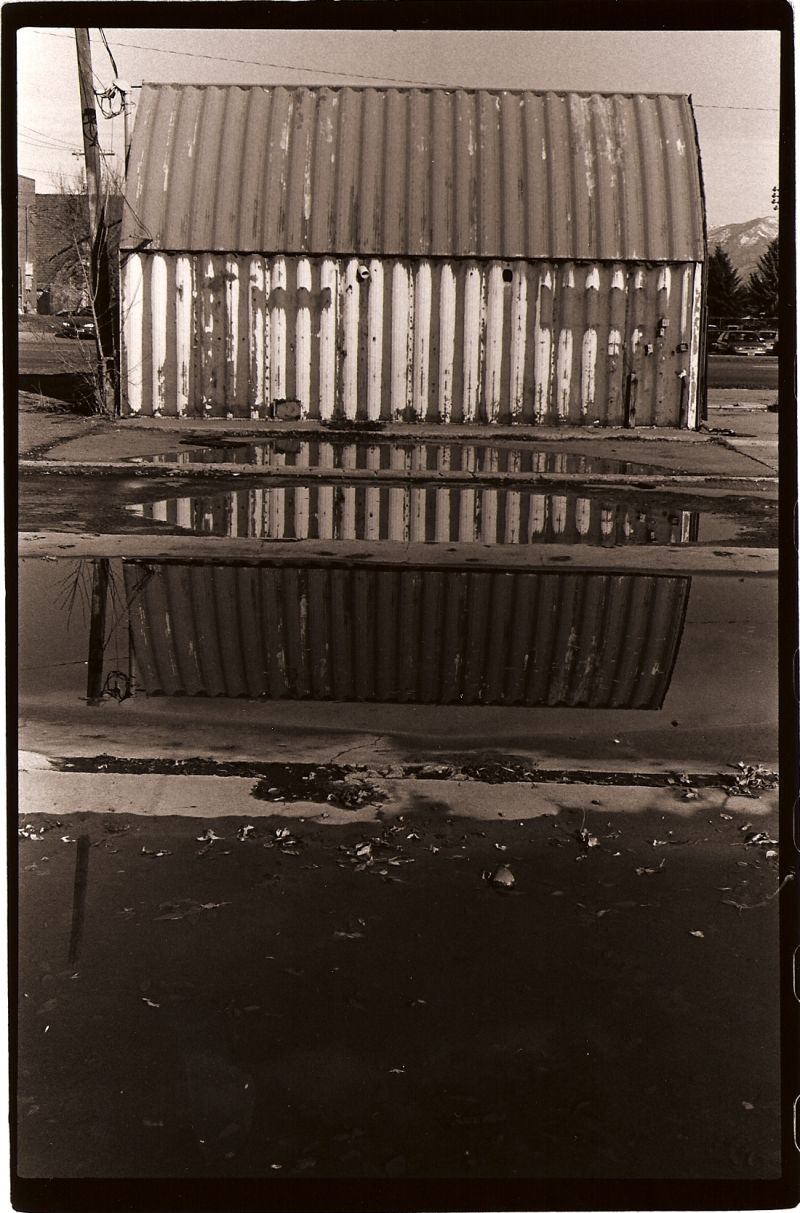 urban reflection 1