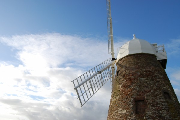Halnaker windmill west sussex