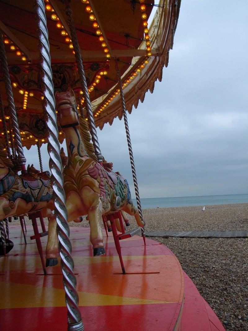 carousel brighton beach