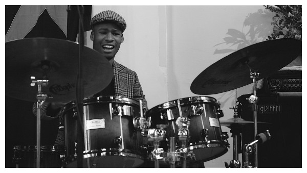 Empirical drummer Shaney Forbes