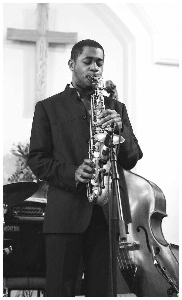 Empirical Saxophonist, Nathaniel Facey - best gig